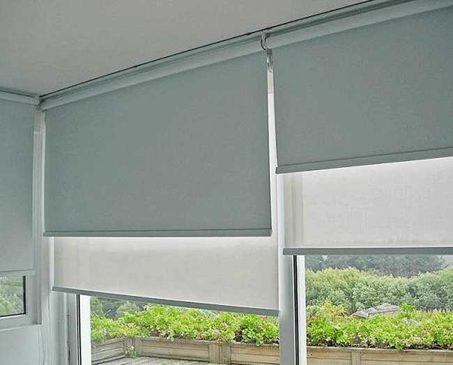 Cortinas Roller | Blackout & Sun Screen | Diseño Roller   30% OFF
